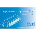 DS4X1WP 4x1 DiSEqC Waterproof LOT of 10